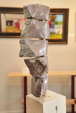 Flow - rhyolite and bearings on limestone - $3800