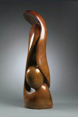 Winged One - Limited edition bronze - $4800.